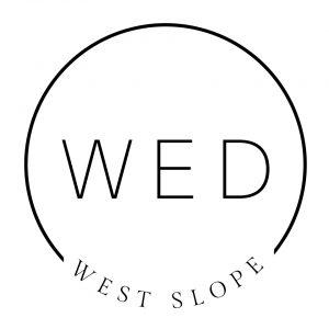 WEDwestslope | circle logo