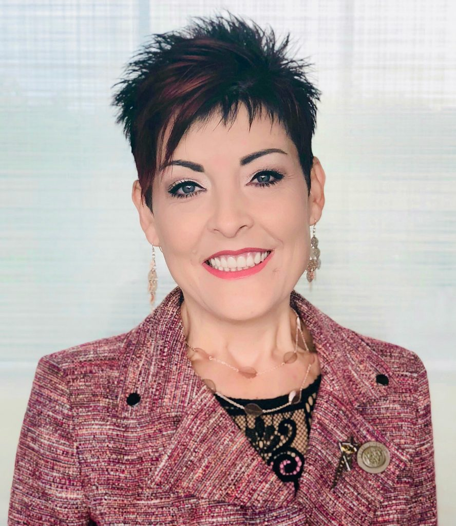 Julie Berg - Independent Mary Kay Sales Director featured on WED West Slope, a directory for wedding vendors in Western Colorado.