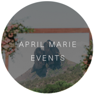 April Marie Events | Wedding Planner in Grand Junction featured on WED West Slope - a directory of wedding vendors