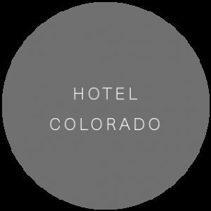 Hotel Colorado | WED West Slope Wedding Venue