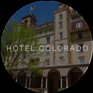 Hotel Colorado   WED West Slope Wedding Venue