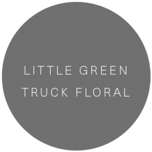 Little Green Truck Floral   Florist in Meeker, Colorado providing wedding bouquets and more - featured on WED West Slope - a directory for wedding vendors.