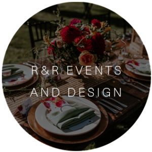 R&R Events and Design | Wedding Planner in Grand Junction featured on WED West Slope - a directory of wedding vendors