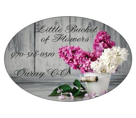 Little Bucket of Flowers