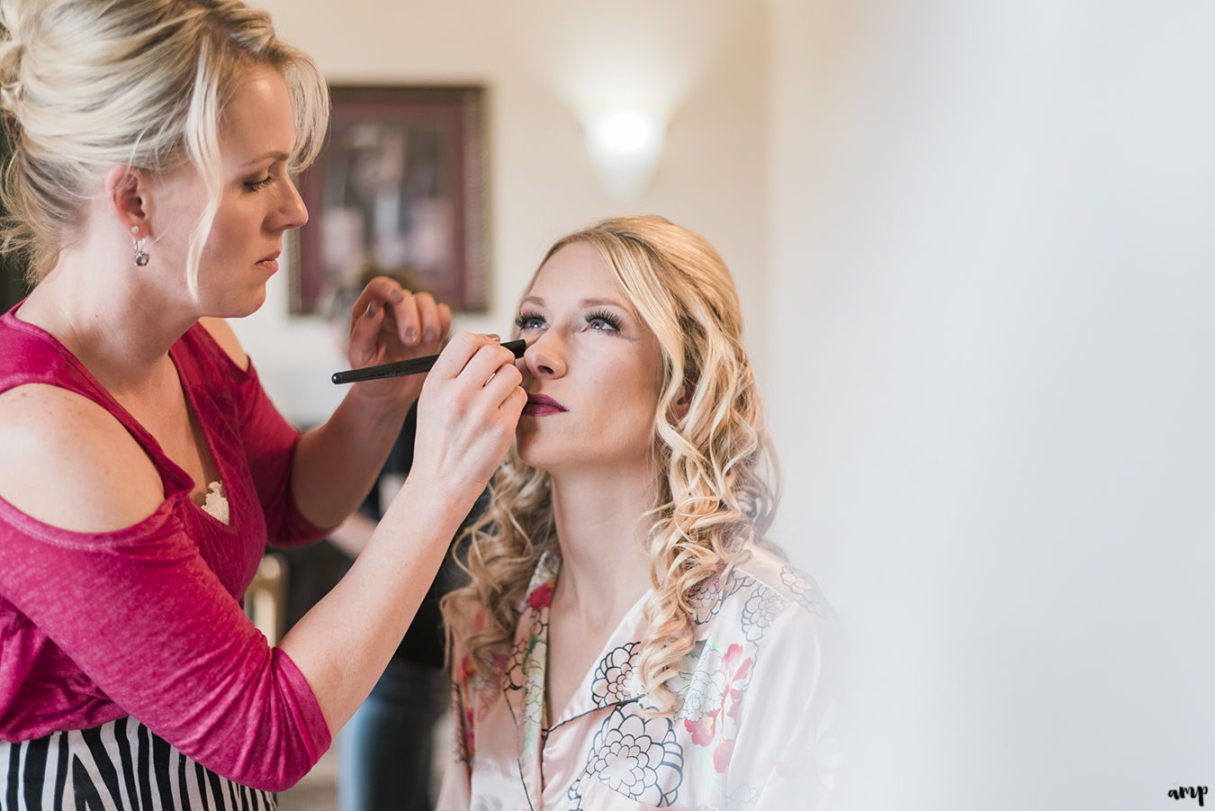 Getting Ready Stress-Free on Your Wedding Morning