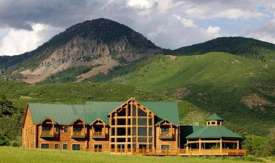 The Lodge at Needle Rock | Wedding venue in Crawford, Colorado featured on WED West Slope - a directory for wedding vendors.