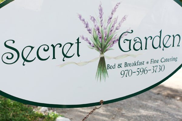 Secret Garden B&B