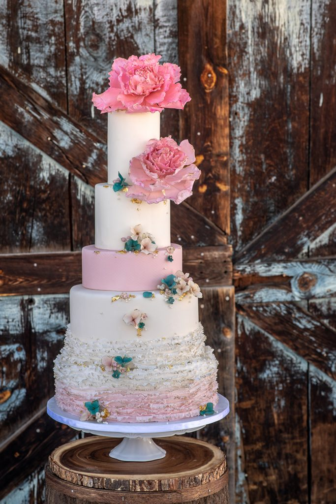 Wildflour Sweets | Wedding cake baker in Crested Butte, Colorado featured on WED West Slope - a directory for wedding vendors.
