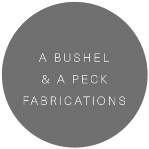 A Bushel and a Peck Fabrications | Wedding dress makers in Montrose, Colorado featured on WED West Slope - a directory for wedding vendors.