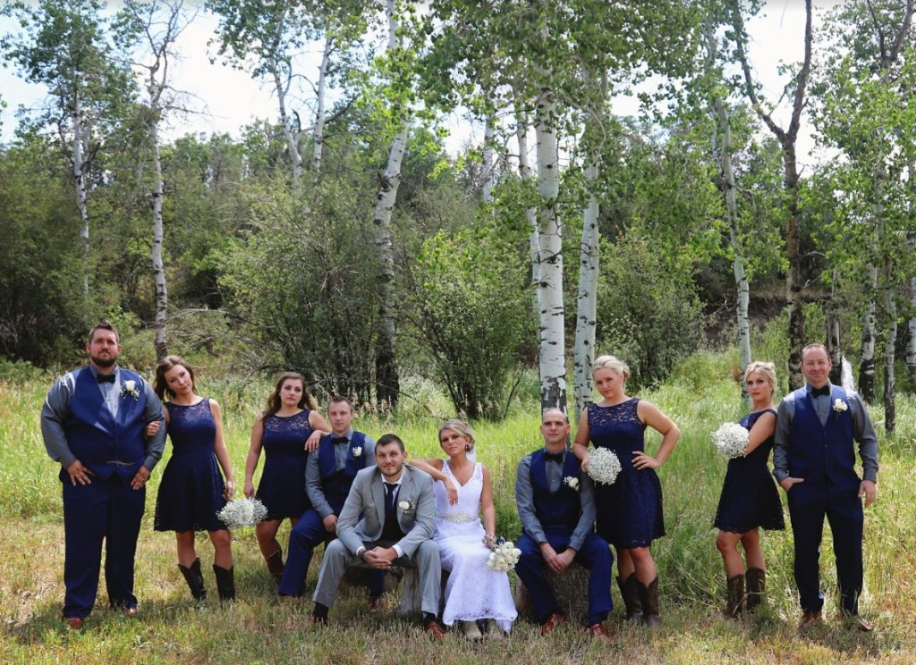 Captured in a FlashPhotography | Wedding photographer in Grand Junction, Colorado featured on WED West Slope - a directory for wedding vendors.