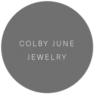 Colby June Jewelry, LLC | Jeweler in Carbondale, Colorado - featured on WED West Slope - a directory for wedding vendors.