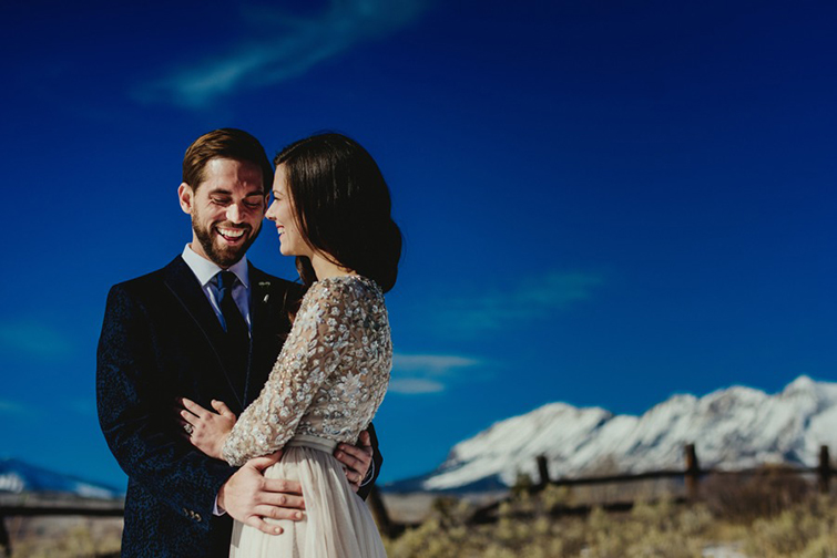 Crested Butte Elopements | Wedding Planner in Crested Butte, Colorado featured on WED West Slope - a directory for wedding vendors.