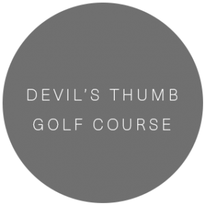Devil's Thumb Golf Course | Wedding venue in Delta, Colorado featured on WED West Slope - a directory for wedding vendors.