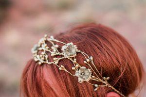 Wedding Veil Alternatives | Amanda Matilda Photography