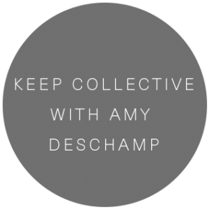 Keep Collective with Amy Deschamp | Jewelry in Grand Junction, Colorado - featured on WED West Slope - a directory for wedding vendors.