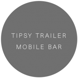 The Tipsy Trailer Mobile Bar Co. | Mobile bar in Grand Junction, Colorado featured on WED West Slope - a directory for wedding vendors.