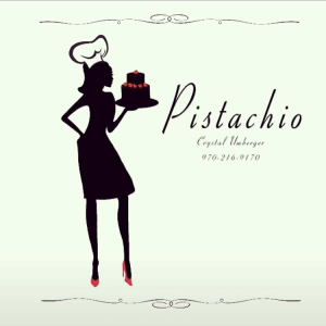 Pistachio   Wedding desserts baker in Grand Junction, Colorado featured on WED West Slope - a directory for wedding vendors.