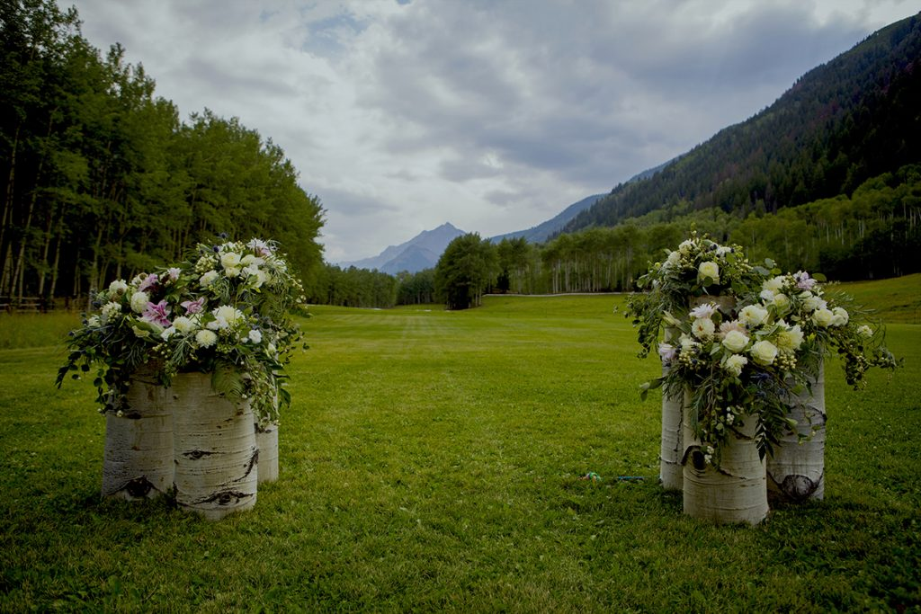 T-Lazy-7 Ranch | Mountain wedding ranch venue in Aspen, Colorado featured on WED West Slope - a directory for wedding vendors.