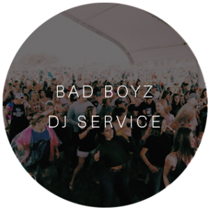 Bad Boyz DJ Service | DJ providing Music & Entertainment in Grand Junction, CO - featured on WED West Slope, a directory of western slope wedding vendors.