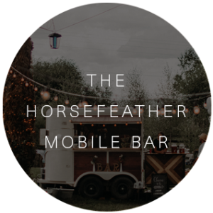 The Horsefeather Mobile Bar | Mobile bar in Crested Butte, Colorado featured on WED West Slope - a directory for wedding vendors.