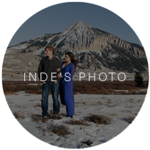 Inde's Photo | Wedding photographers in Crested Butte, Colorado featured on WED West Slope - a directory for wedding vendors.