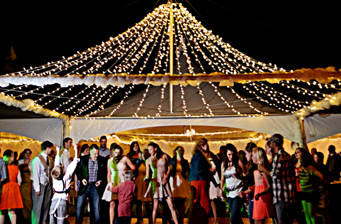 Park Avenue Parties | Wedding& Event rentals in Montrose, Colorado featured on WED West Slope - a directory for wedding vendors.