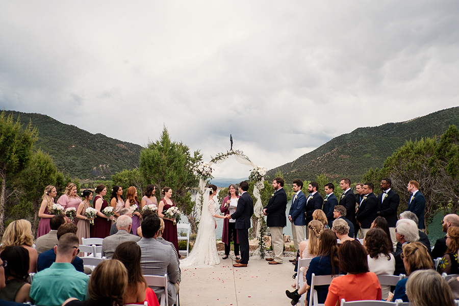 Vista View Events at Open Heart Ranch | Wedding venue in Rifle, Colorado featured on WED West Slope - a directory for wedding vendors.