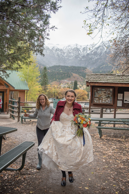 Elevation Weddings and Events   Wedding Planner in Ouray, Colorado featured on WED West Slope - a directory for wedding vendors.