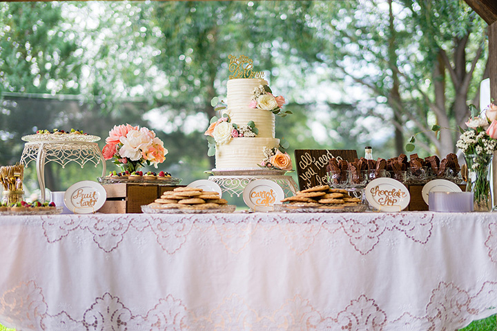 Afternoon Delight Bakery | Wedding cake baker in Rifle, Colorado featured on WED West Slope - a directory for wedding vendors.