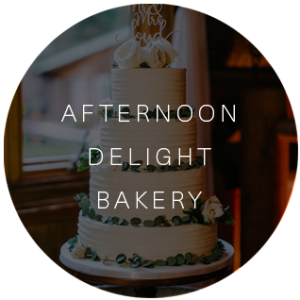 Afternoon Delight Bakery   Wedding cake baker in Rifle, Colorado featured on WED West Slope - a directory for wedding vendors.