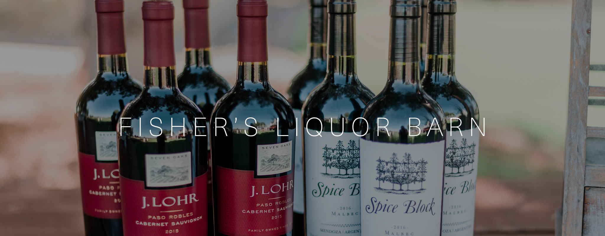 Fisher's Liquor Barn | Liquor Supply & Bartenders in Grand Junction, Colorado featured on WED West Slope - a directory for wedding vendors.