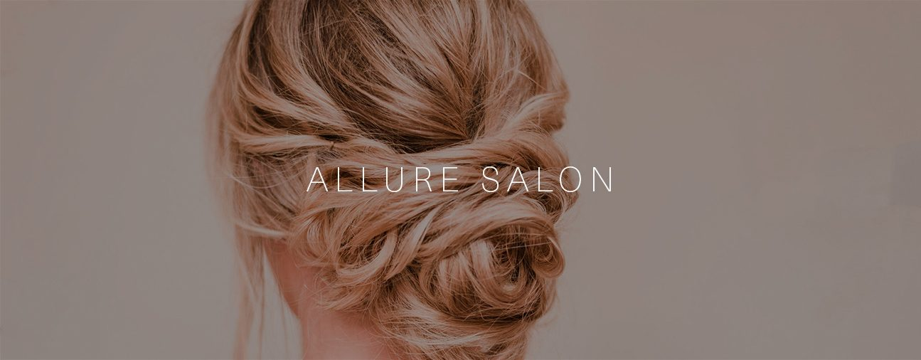 Allure Salon | Wedding hair salon in Grand Junction, Colorado featured on WED West Slope - a directory for wedding vendors.