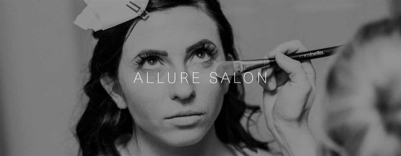 Allure Beauty Bar | Wedding hair salon in Grand Junction, Colorado featured on WED West Slope - a directory for wedding vendors.
