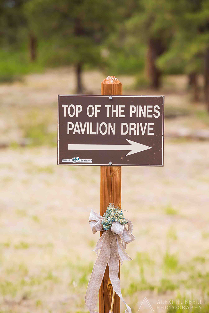 Top of the Pines, Inc. | Wedding venue in Ridgway, Colorado featured on WED West Slope - a directory for wedding vendors.