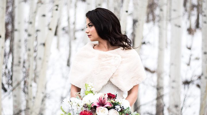 What To Do When The Temperature Drops For Your Wedding Day!