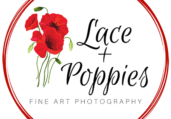 Lace + Poppies
