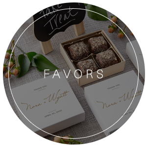 Wedding Favors businesses on Colorado's Western Slope featured on WED West Slope - your resource for local wedding vendors