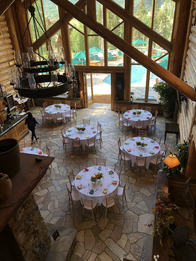Mountain Lodge Telluride   Wedding venue in Telluride, Colorado featured on WED West Slope - a directory for wedding vendors.