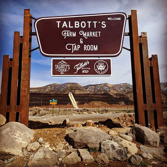 Talbott's Cider Co. | Hard cider taproom in Grand Junction, Colorado featured on WED West Slope - a directory for wedding vendors.