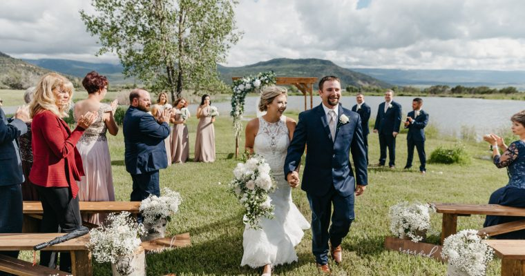 The Backyard Wedding