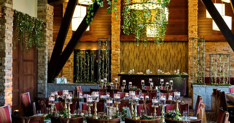 Top Trends for Fall Weddings