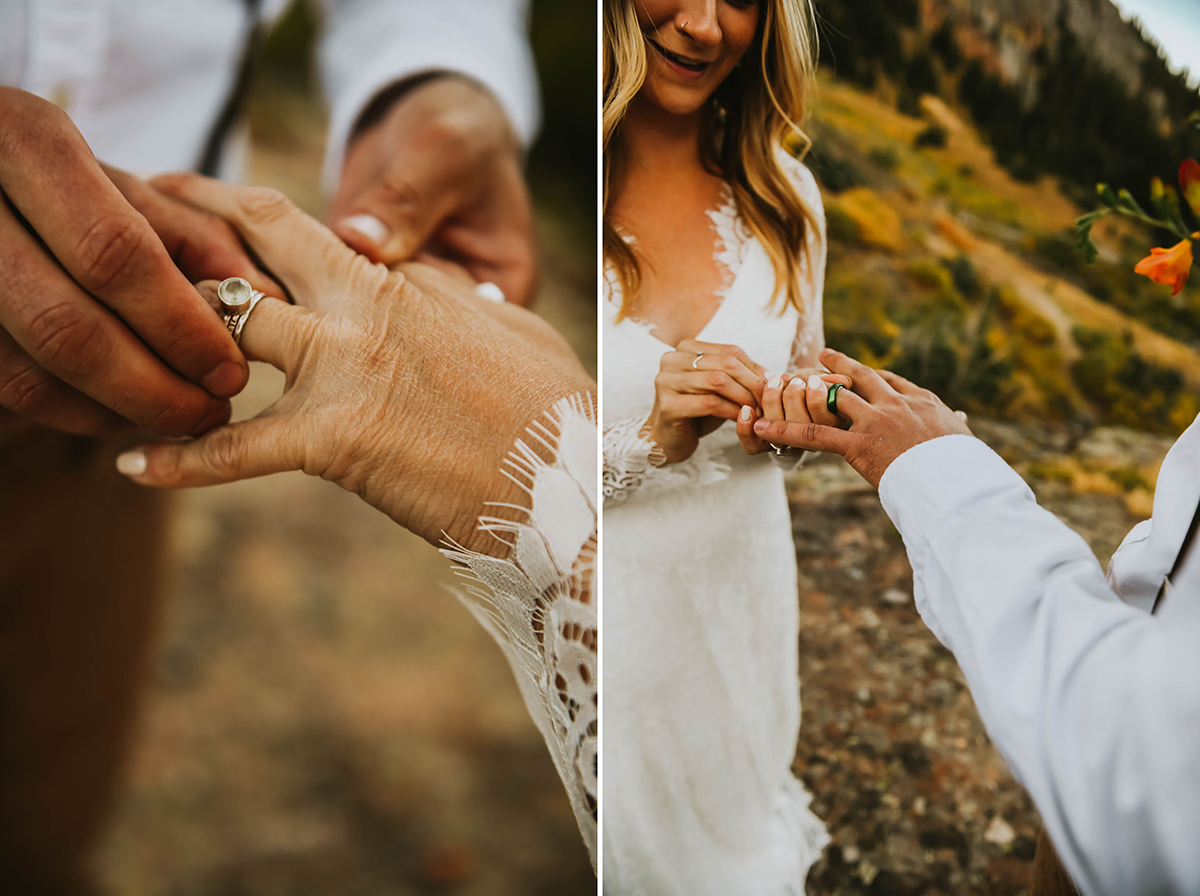 Adventure Elopement in Ouray   Aubrey Beth Photography