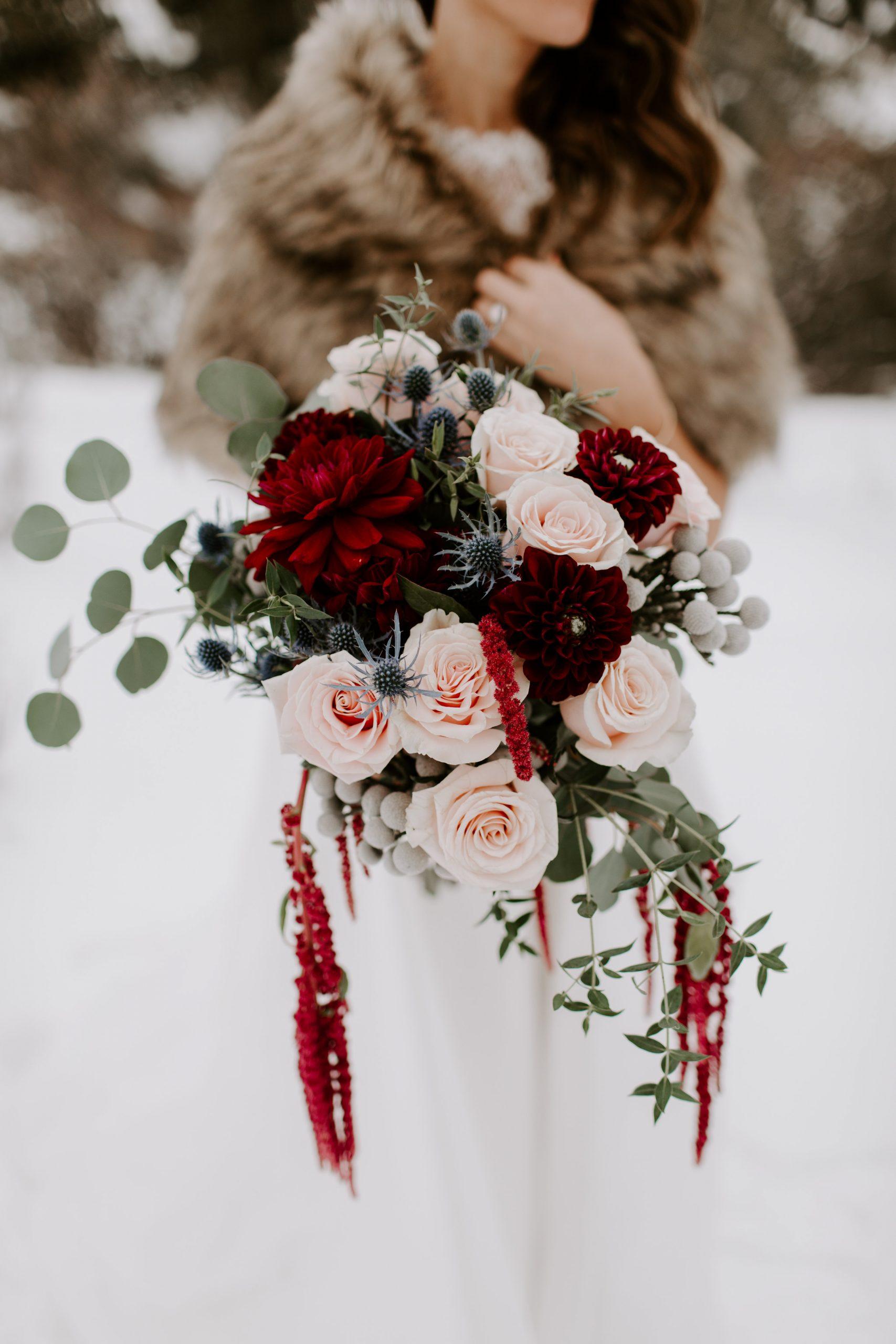 Botanicals Floral Art | Wedding Florist in Glenwood Springs, Colorado featured on WED West Slope - a directory for wedding vendors.