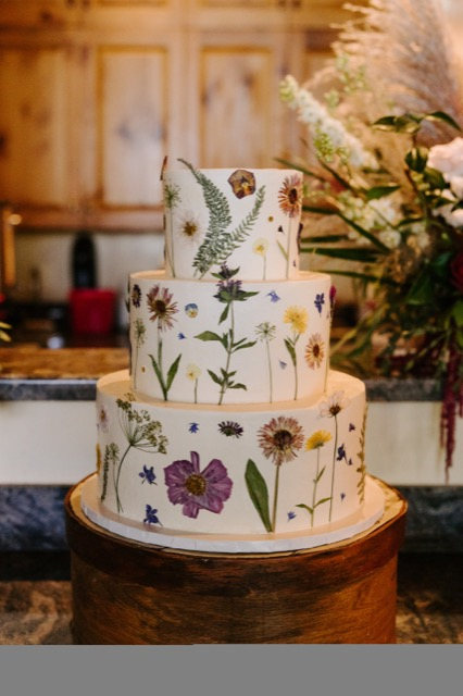 Blue Sky Baking Co. | Wedding cake baker in Hotchkiss, Colorado featured on WED West Slope - a directory for wedding vendors.