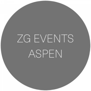 ZG Events Aspen | Wedding & Event Planners in Aspen, Colorado featured on WED West Slope - a directory for wedding vendors.