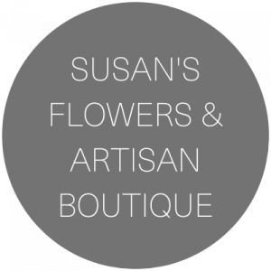 Susan's Flowers & Artisan Boutique | Wedding Florist in Carbondale, Colorado - featured on WED West Slope - a directory for wedding vendors.