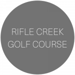 Rifle Creek Golf Course | Golf Course Wedding venue at in Rifle, Colorado featured on WED West Slope - a directory for wedding vendors.