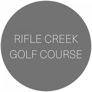 Rifle Creek Golf Course   Golf Course Wedding venue at in Rifle, Colorado featured on WED West Slope - a directory for wedding vendors.