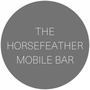 The Horsefeather Mobile Bar   Mobile bar in Crested Butte, Colorado featured on WED West Slope - a directory for wedding vendors.