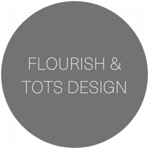 Flourish and Tots Design | Calligraphy & invitations artist in Grand Junction, Colorado featured on WED West Slope - a directory for wedding vendors.